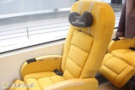 ウィラー新シート「Luxia(ラクシア)」に試乗してみた! 木を使ったラグジュアリーシートのこだわりとは?