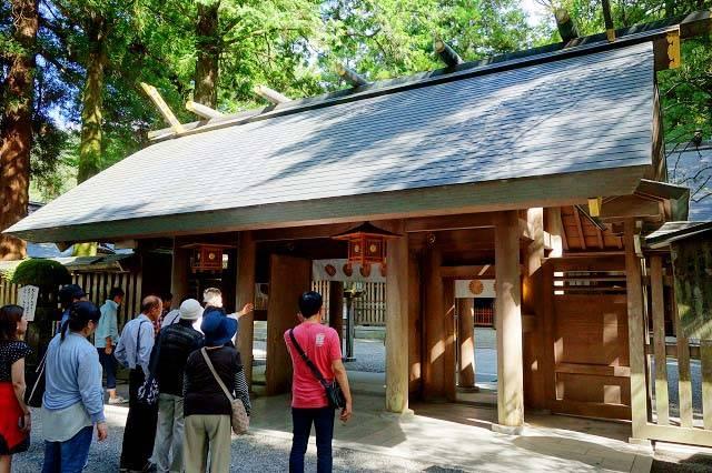 天岩戸神社西本宮