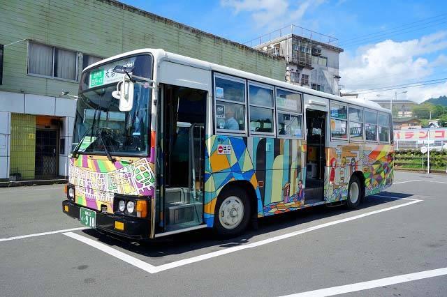 高千穂回遊バス