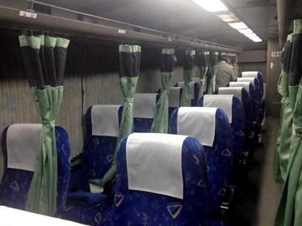 ドリームさくらんぼ号(JRバス東北)東京→山形