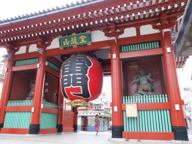 東京 浅草寺(せんそうじ)