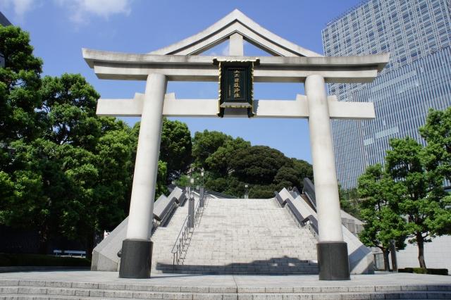東京赤坂 日枝神社(ひえじんじゃ)