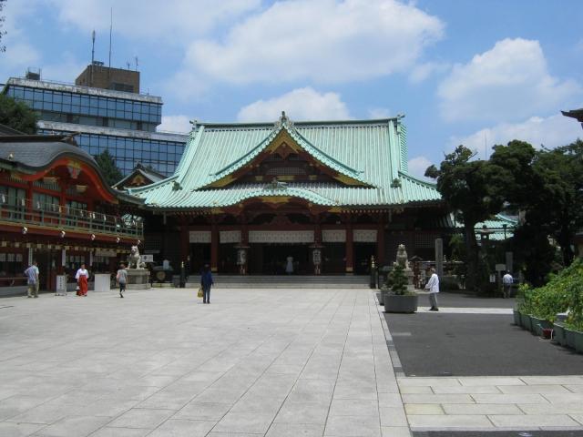 東京 神田明神(かんだみょうじん)