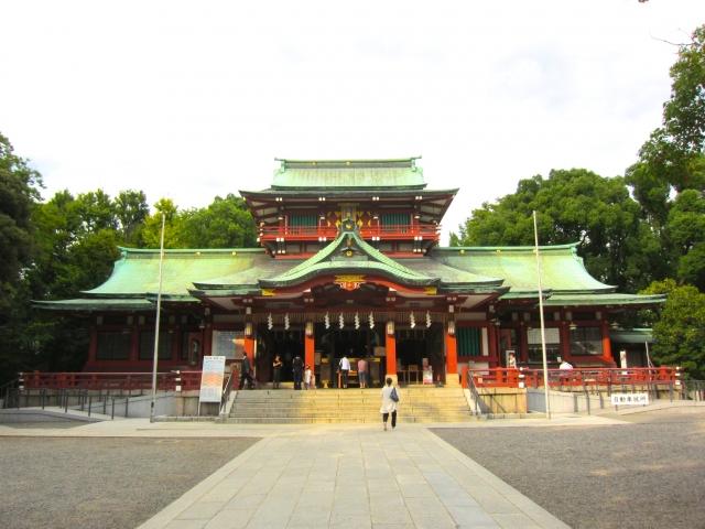 東京 富岡八幡宮(とみおかはちまんぐう)