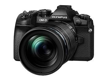 オリンパスの最新ミラーレス一眼「OLYMPUS OM-D E-M1 MarkII」