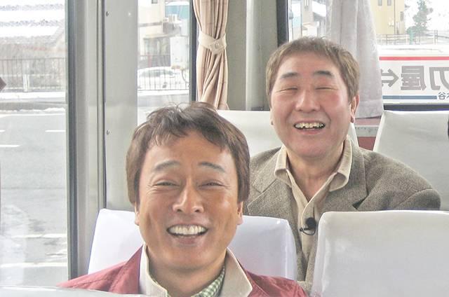大人気となった太川と蛭子のコンビ