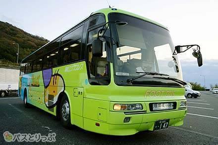 フットバスで瀬戸内海の絶景を眺めながら高松から大阪へ! 瀬戸内クルーズ&高速バスの旅