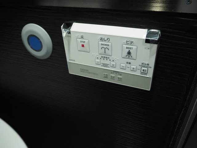 ドリームスリーパーのトイレ操作パネル.JPG