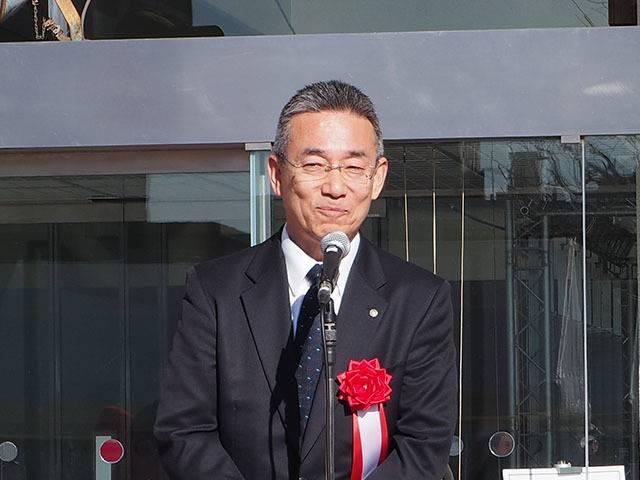 関東バス内藤社長