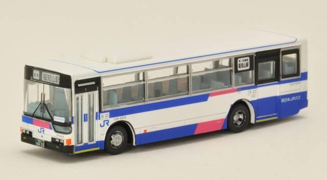 西日本ジェイアールバスの1/150サイズ