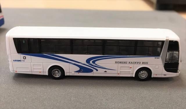 本四海峡バスの1/150スケール