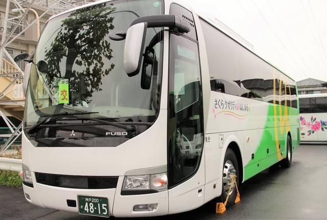 桜交通の高速バス