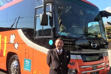 バスドライバー歴26年のベテランが語る「感動体験」を紹介!
