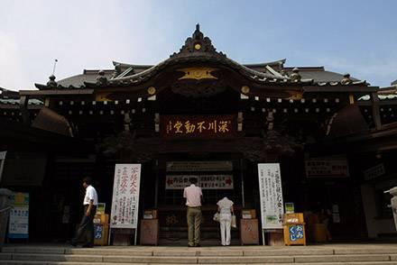 深川不動堂で受験、就活、恋愛、仕事運を祈願! 東京駅からすぐのご利益パワースポット