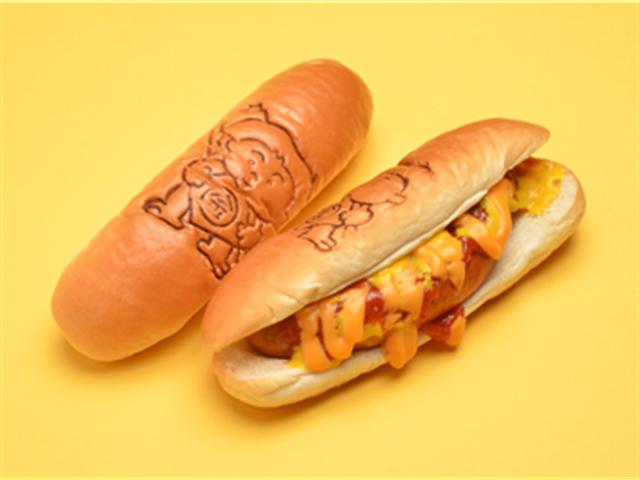 金太郎チーズドッグ(1個600円)