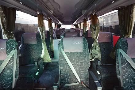 泉観光バス 3列独立+4列シートのコンビ車両を「新発田・新潟~新宿・TDR線」で3/24から運行開始