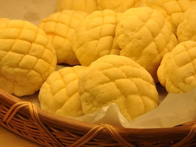 箱根ベーカリーでもメロンパンが人気No.1