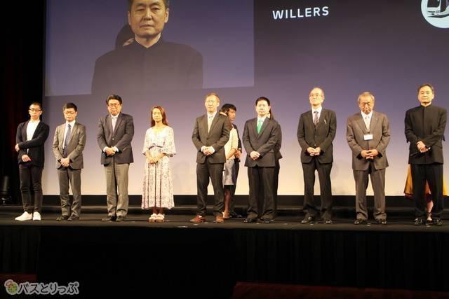 「NEXT WILLER」に参画している9名
