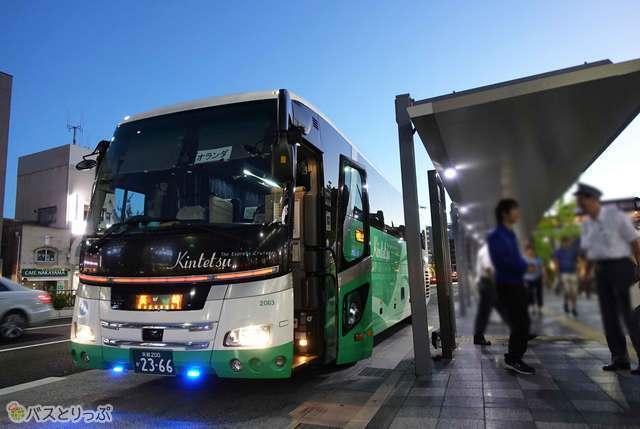 長崎行きオランダ号入線