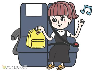 こんなの知らなかった! 【4列シート裏ワザ活用術】高速バスの『ダブルシート』とは?
