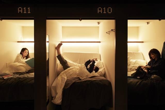 すべての部屋が同じつくりになっている(画像提供:グローバルエージェンツ)