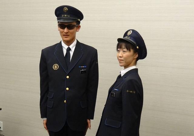 神姫バスグループのバス運転士制服