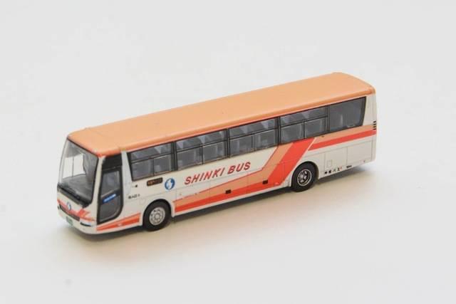「神戸三宮バスターミナルセットⅠ」の神姫バス