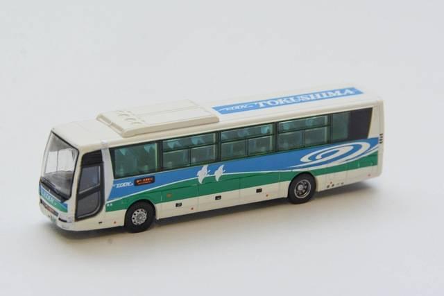 「神戸三宮バスターミナルセットⅠ」の徳島バス