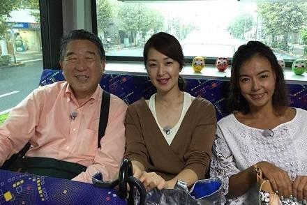 9/24放送の「路線バスで寄り道の旅」、ゲスト・笛木優子と台東区&荒川区の職人芸に触れるバス旅へ