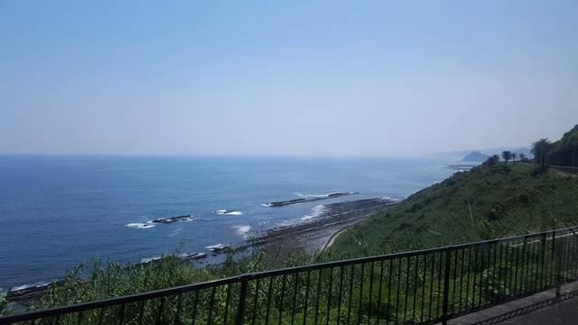 1.日南フェニックスロード路線バスから眺める風景1.jpg
