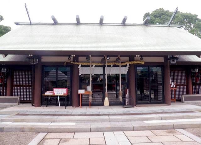 和田神社(神戸の敦盛塚・須磨寺・和田神社)