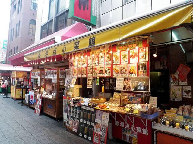 神戸中華街3(神戸ベイエリアと神戸牛丼の広重)