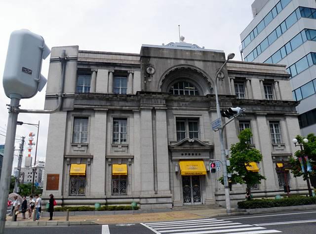 旧居留地エリア1 (神戸ベイエリアと神戸牛丼の広重)