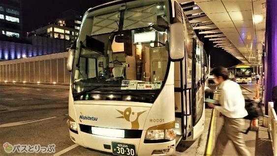 新宿から博多まで駆け抜ける「はかた号」