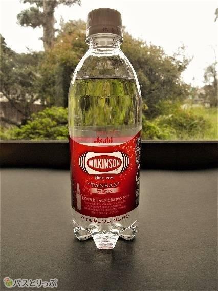 私が好きな炭酸水「ウィルキンソン」