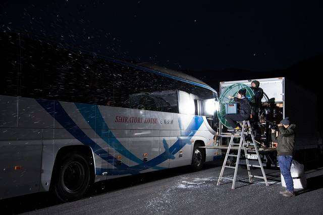 ©2017「ミッドナイト・バス」ストラーダフィルムズ/新潟日報社