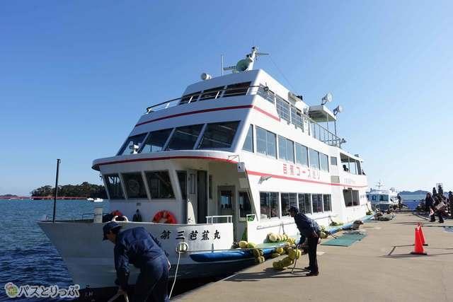 海から眺める松島! 観光遊覧船で巡る船の旅