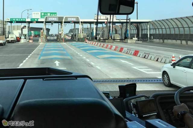 新湘南バイパスに乗ります!