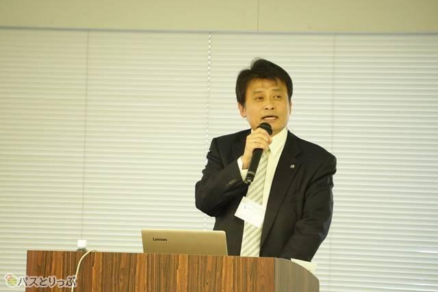 神姫バスツアーズ株式会社 阪田悦規氏