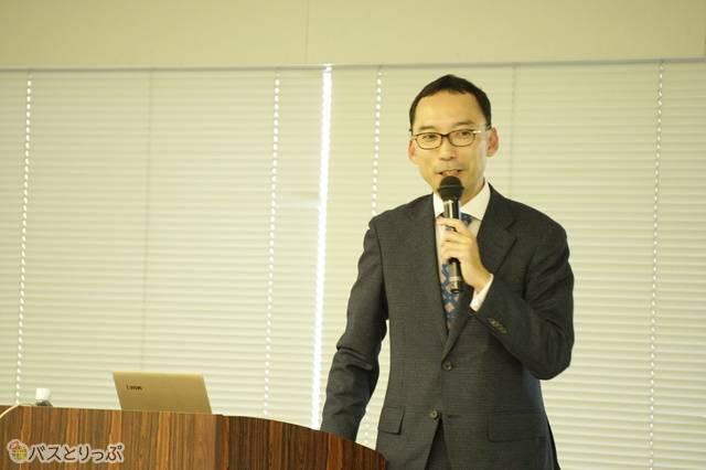 高速バスマーケティング研究所 成定 竜一氏