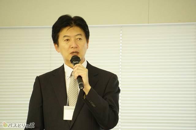 SBドライブ株式会社 大澤定夫氏