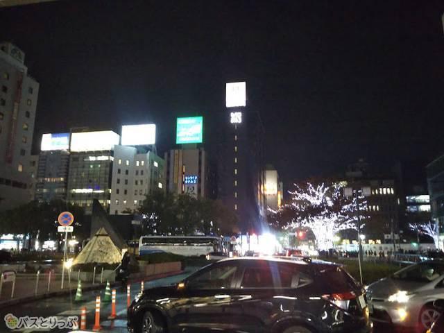 博多駅風景