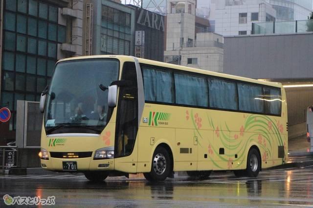 弘南バス「津輕号」 ・701.JPG