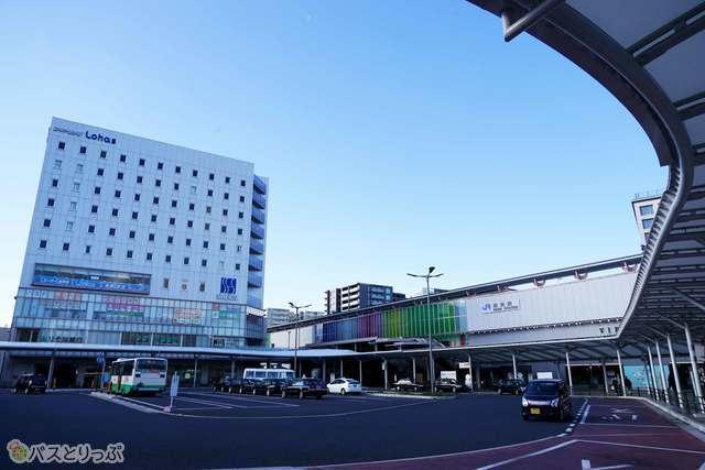 主な高速夜行バスはJR奈良駅・近鉄奈良駅から乗車できます