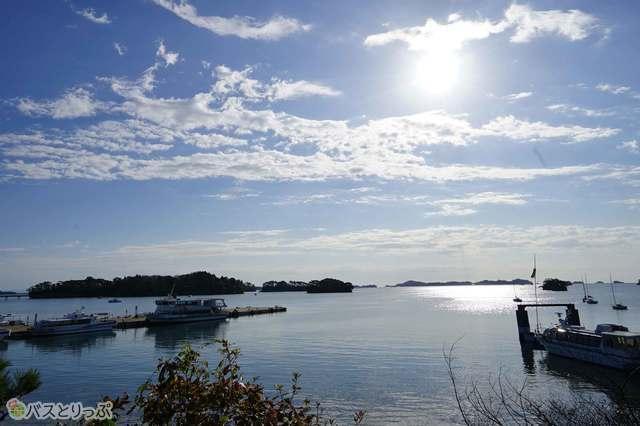松島湾のパワースポット