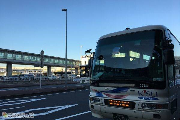 京成バス「東京シャトル」