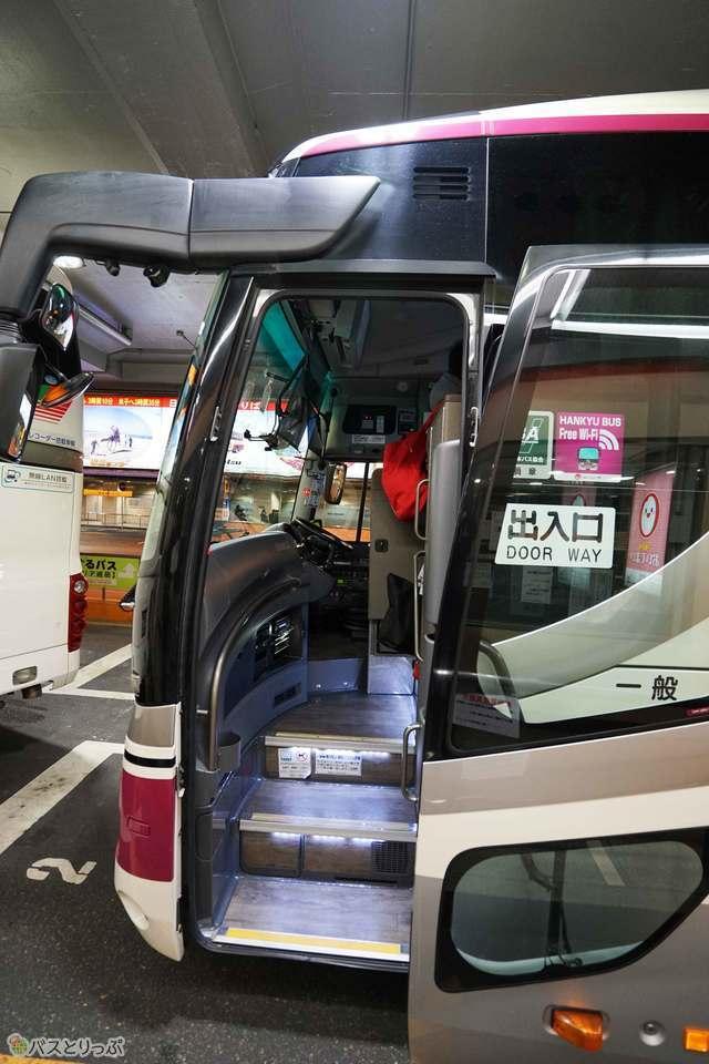梅田阪急バスターミナル