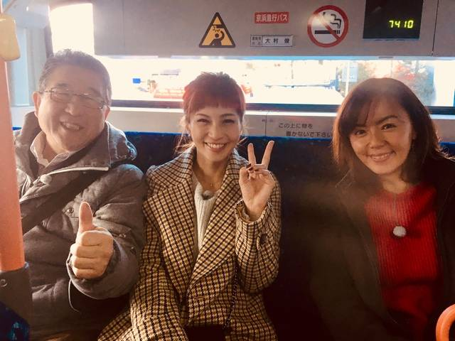 ゲストの安田美沙子と鎌倉・湘南を巡る旅