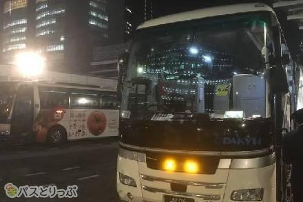 東京~高知、小田急シティバス「ブルーメッツ号」3列独立シートの高速バス、乗り心地は?