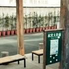 今回はあきらめた降車地の1つ本宮大社前